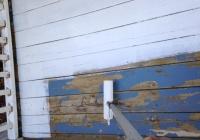 Painters revetement exterieur en bois