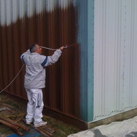 Industrial Spray Painting Services Montreal