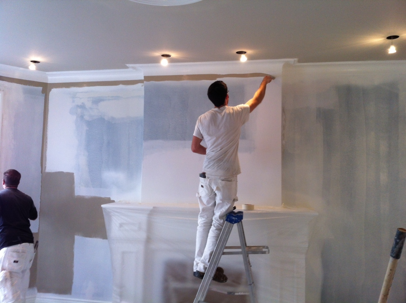 Interior House Painters Painting