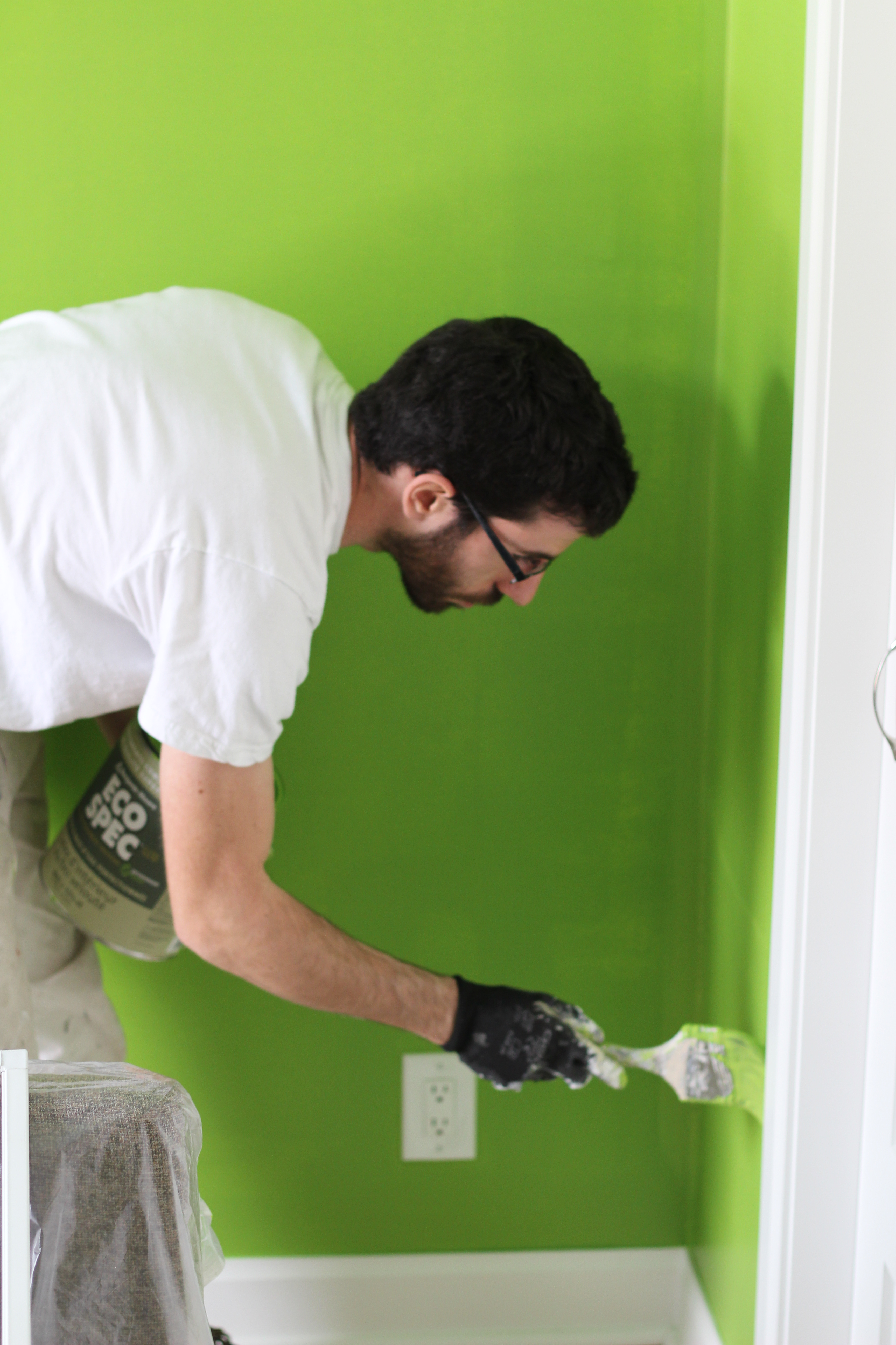 Constancy in high quality work the key to being a reliable painter montreal painting for Peintre en batiment