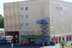 Commercial and Industrial Painting Quebec