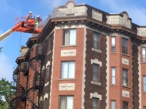 Cornices Painting at Montreal